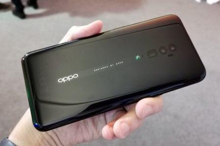Oppo Reno 10x zoom