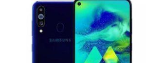 Samsung Galaxy M40 Manual / User Guide