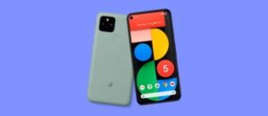 Google Pixel 4a 5G Manual / User Guide