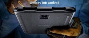 Samsung Galaxy Tab Active3 Manual / User Guide