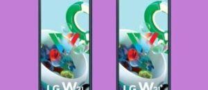 LG W31, LG W31+ Manual / User Guide