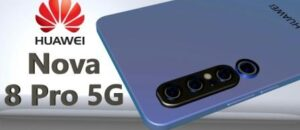 Huawei nova 8, nova 8 5G Pro Manual / User Guide
