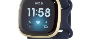 Fitbit Versa 3 Manual / User Guide