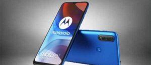 Motorola Moto E7 Power Manual / User Guide