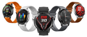 ZTE Red Magic Watch Manual / User Guide
