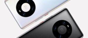 Huawei Mate 40 Pro 4G Manual / User Guide