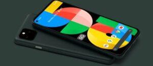 Google Pixel 5a 5G Manual / User Guide