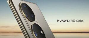 Huawei P50, Huawei P50 Pro Manual / User Guide