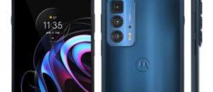 Motorola Edge 20 Fusion Manual / User Guide