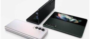 Samsung Galaxy Z Fold3 5G Manual / User Guide