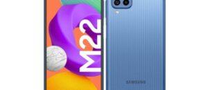 Samsung Galaxy M22 Manual / User Guide