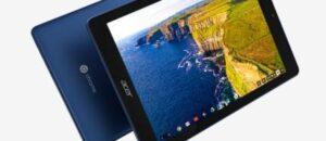 Acer Chromebook Tab 10 Manual / User Guide