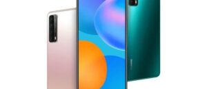 Huawei Y7a Manual / User Guide