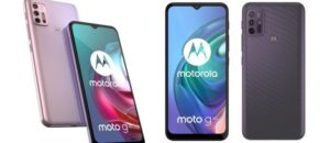 Motorola Moto G10 Power Manual / User Guide