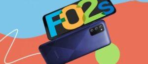 Samsung Galaxy F02s Manual / User Guide
