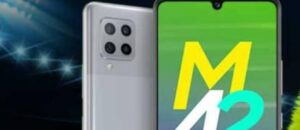 Samsung Galaxy M42 5G Manual / User Guide