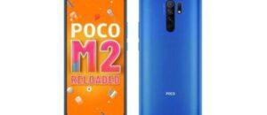 Xiaomi Poco M2 Reloaded Manual / User Guide