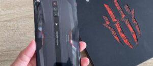 ZTE nubia Red Magic 6R Manual / User Guide
