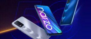 Realme Narzo 30 5G Manual / User Guide