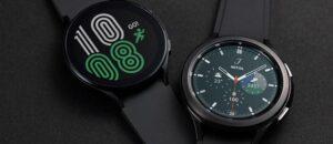 Samsung Galaxy Watch4 & Galaxy Watch4 Classic Manual / User Guide