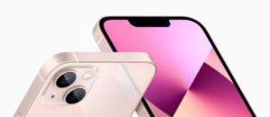 Apple iPhone 13, iPhone 13 mini Manual / User Guide