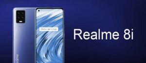 Realme 8i Manual / User Guide