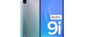 Xiaomi Redmi 9i Sport, Redmi 9A Sport Manual / User Guide